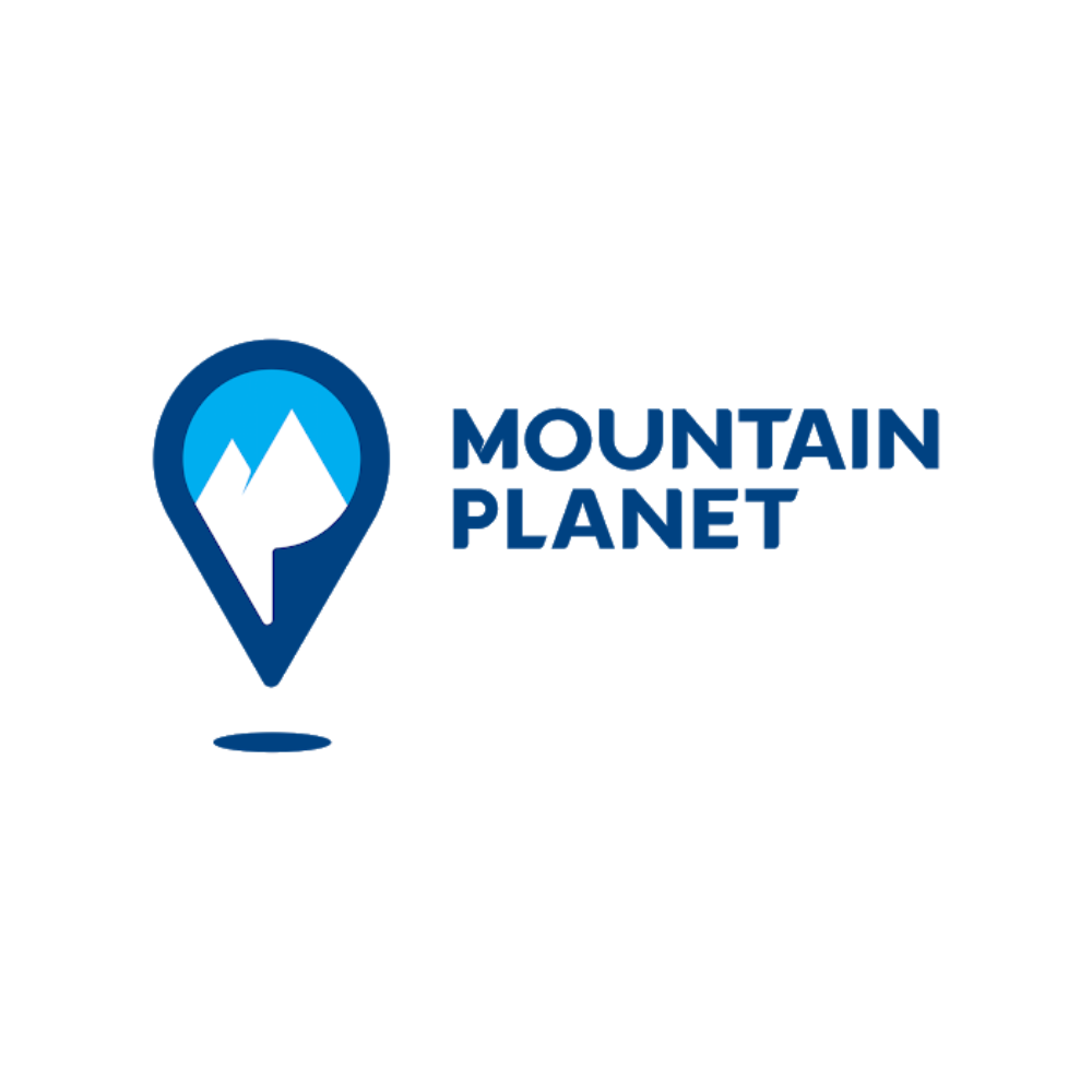 Logo Mountain planet