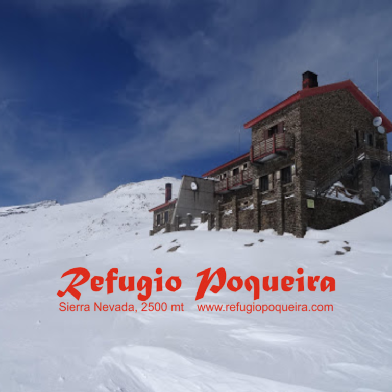 Logo Refugio Poqueira